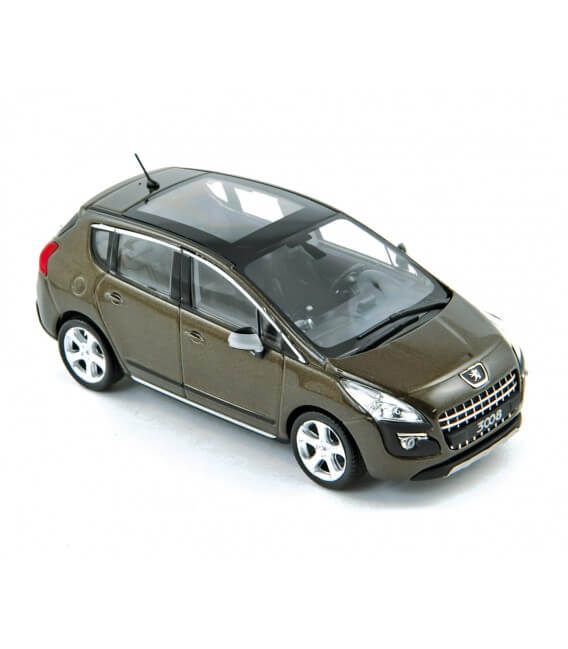 Peugeot 3008 2009 - Brun Hickory