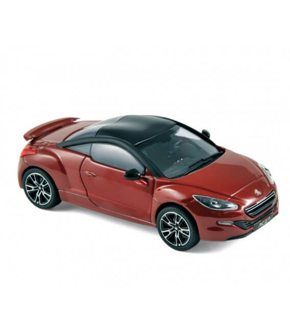 Peugeot RCZ-R 2013 - Erythrée Red & Black Matt
