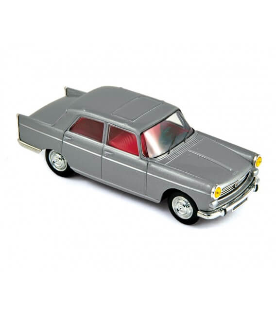 Peugeot 404 Super Luxe 1964 - Grey Metallic