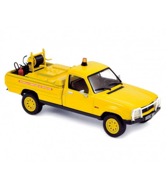 Peugeot 504 Pick Up 1979 - 'CCF Forestiers Pompiers'