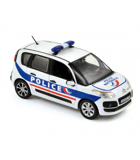 Citroën C3 Picasso 2011 - 'Police Nationale'