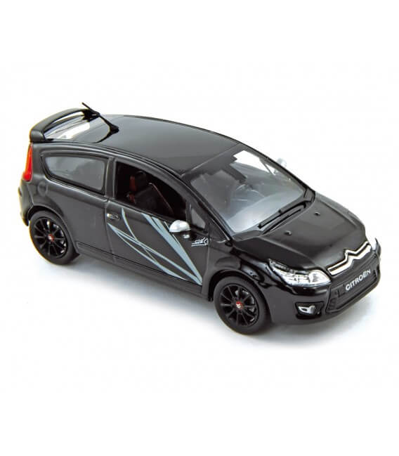 Citroën C4 by LOEB 2009 - Black