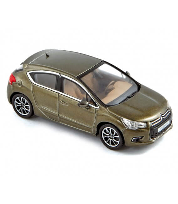 Citroën DS4 2011 - Brown Hickory