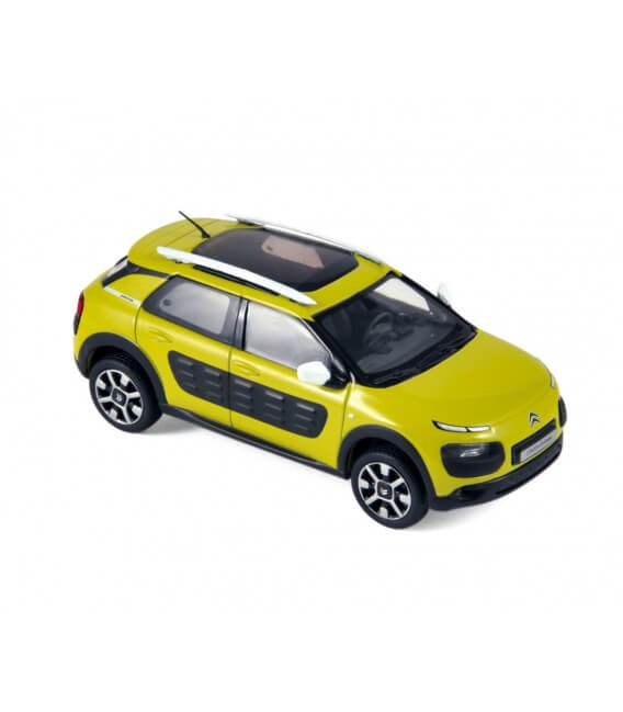Citroën C4 Cactus 2014 - Hello Yellow & Black