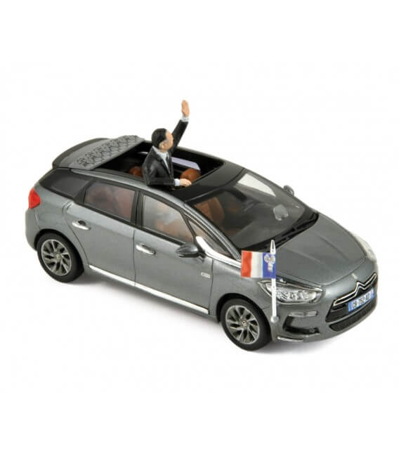 Citroën DS5 2012 - Presidential version w/ figure