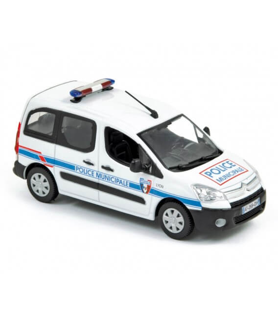 "CITROËN Berlingo 2008 - ""Police Municipale"""