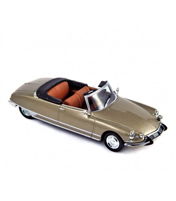 Citroën DS 21 Cabriolet 1966 - Sahara Grey