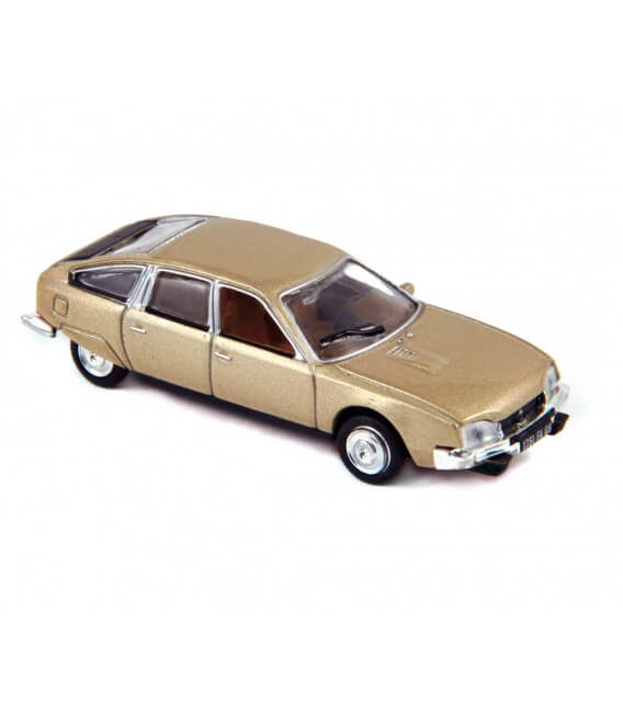 Citroën CX 2000 1975 (x4) - Sable Cendré Beige Metallic