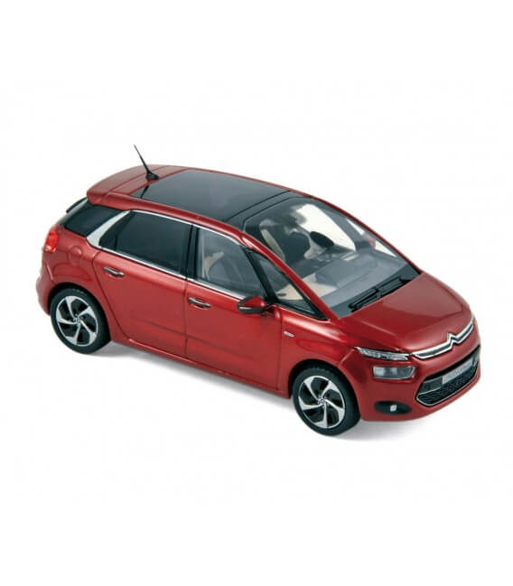 Citroën C4 Picasso 2013 - Rubis Red