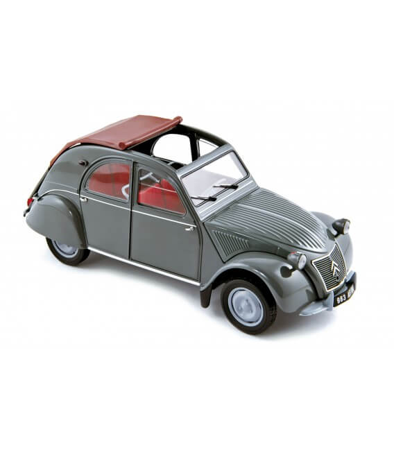 Citroën 2CV AZLP 1958 - Grey