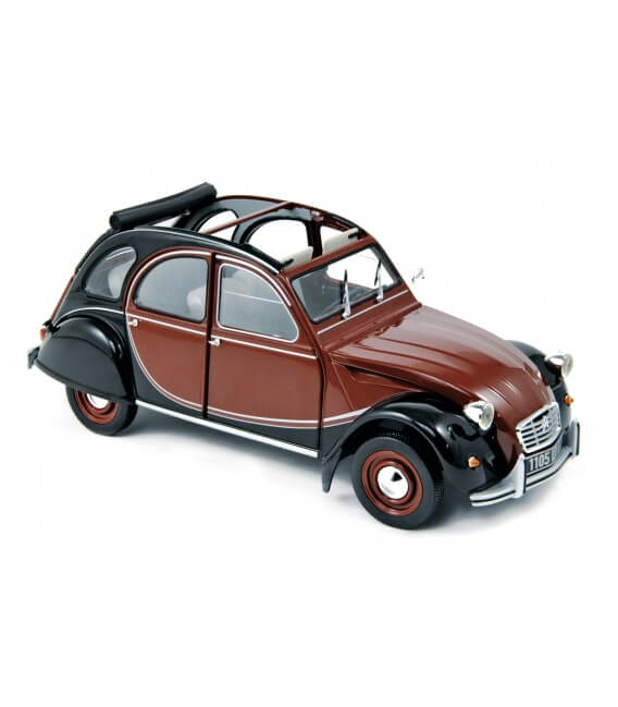 Citroën 2CV Charleston 1982 - Rouge Delage