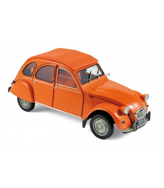 Citroën 2CV 6 1975 - Ténéré Orange