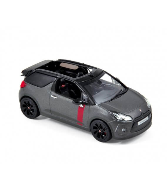 Citroën DS3 Cabrio Racing 2014 - Matt grey