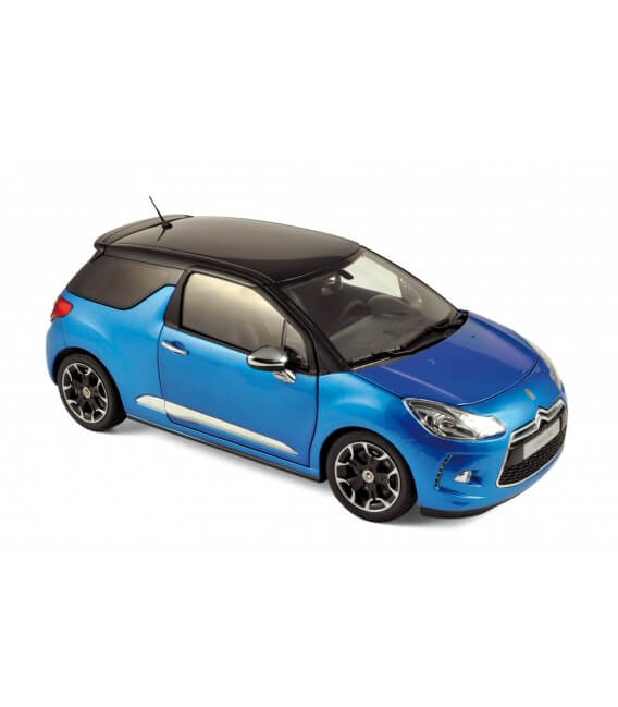 Citroën DS3 2011 - Belle Ile Blue & Black