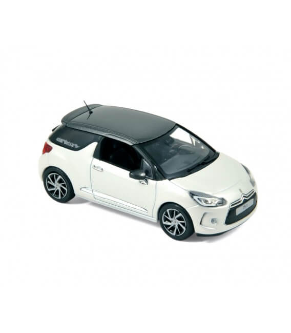 Citroën DS 3 2014 - Nacré White & Moondust