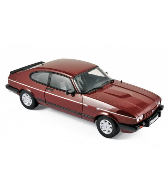 Ford Capri Mk.III 2.8 Injection 1982 - Red