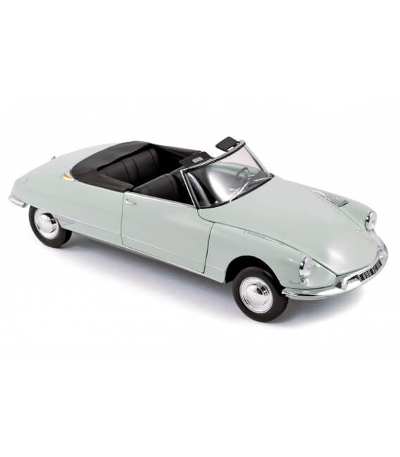 Citroën DS 19 Cabriolet 1961 - Carrare White