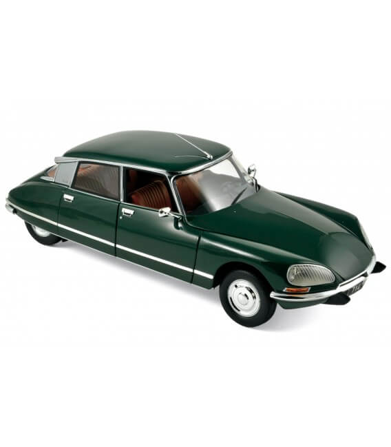 Citroën DS 23 Pallas 1972 - Charmille Green