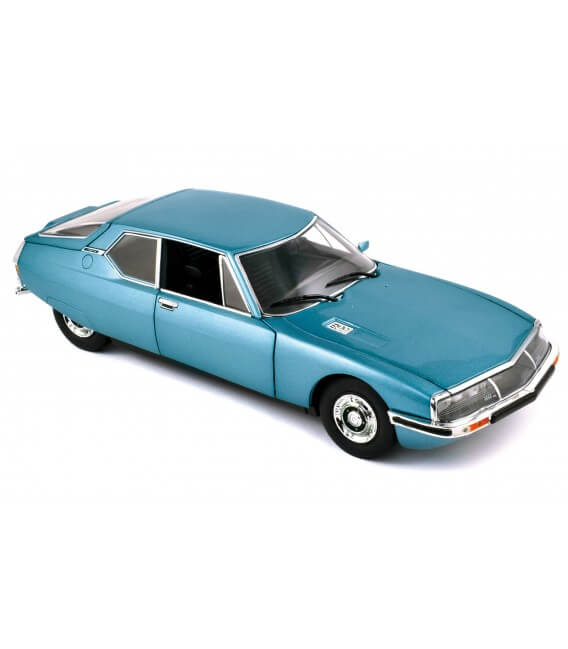 Citroën SM 1971 - Platine Blue Metallic
