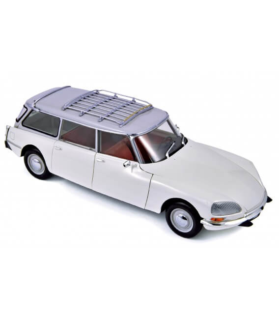 Citroën Break 21 1970 - Meije White