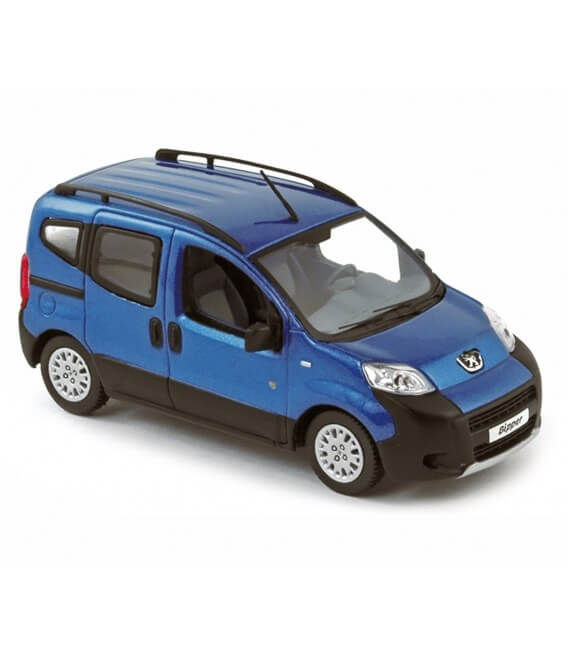 Peugeot Bipper Tepee Outdoor2009 - Neysha Blue