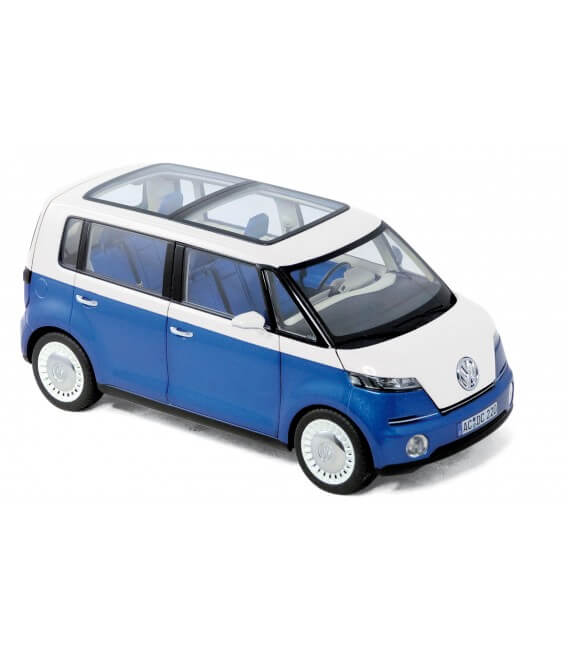 Volkswagen Bulli Studie 2012 - Light Blue Metallic