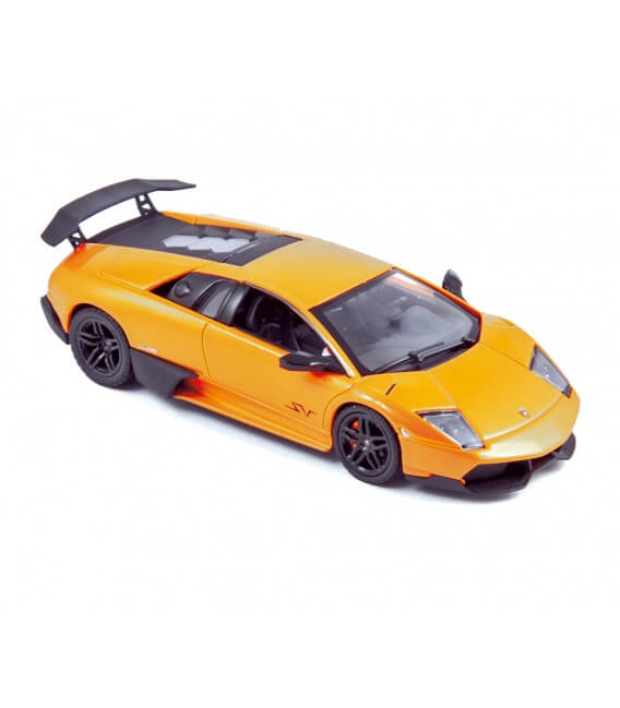 Lamborghini Murcielago LP670-4 Super Veloce 2009 - Orange