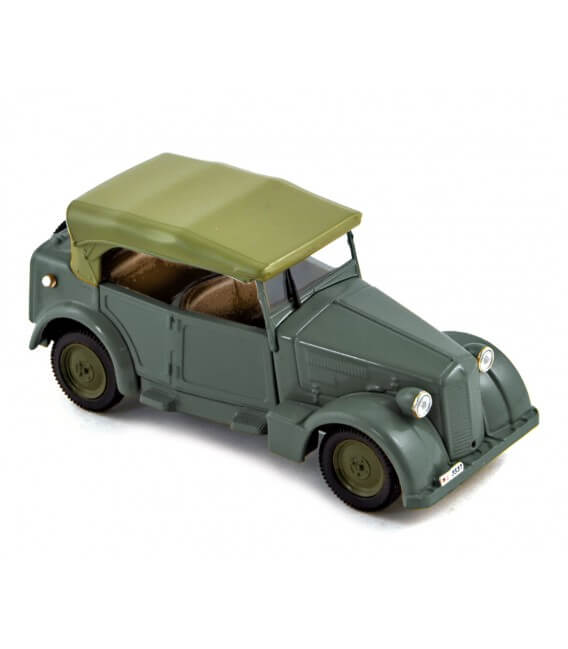 Fiat 508 Coloniale - Green Army