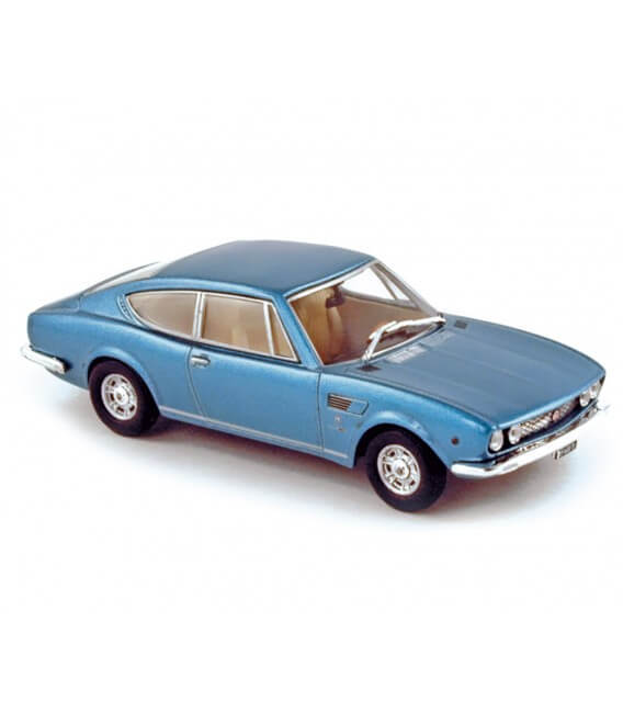 Fiat Dino Coupé 1968 - Metallic Blue