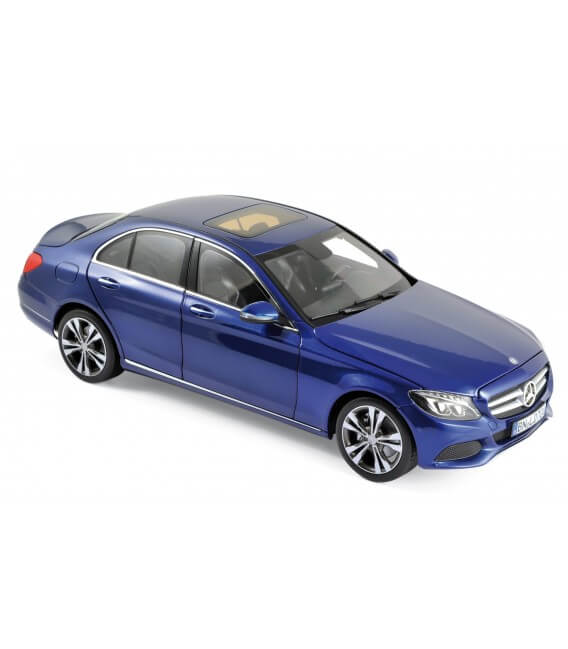 Mercedes-Benz C-Klasse 2014 - Blue Metallic