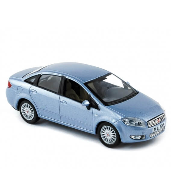 Fiat Linea 2006 - Light Blue