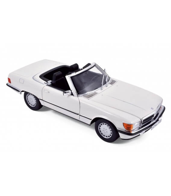 Mercedes-Benz 300 SL 1986 - White