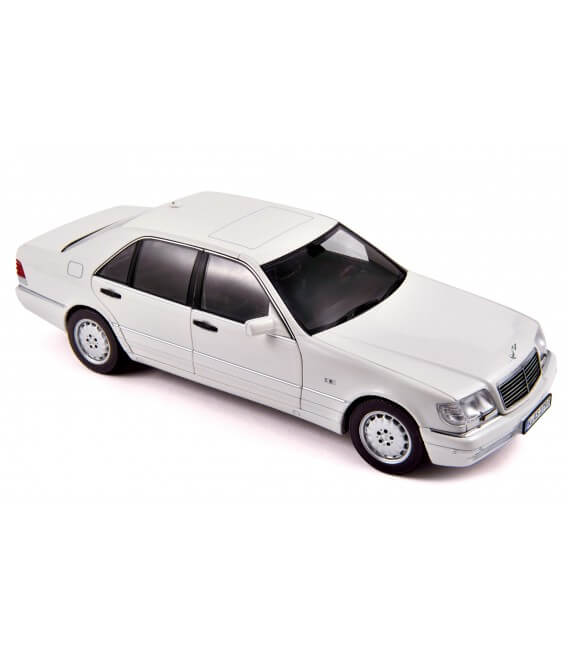 Mercedes-Benz S600 1997 - White