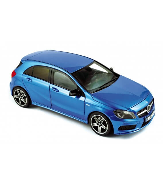 Mercedes-Benz A-Klasse Sport 2012 - Blue Metallic