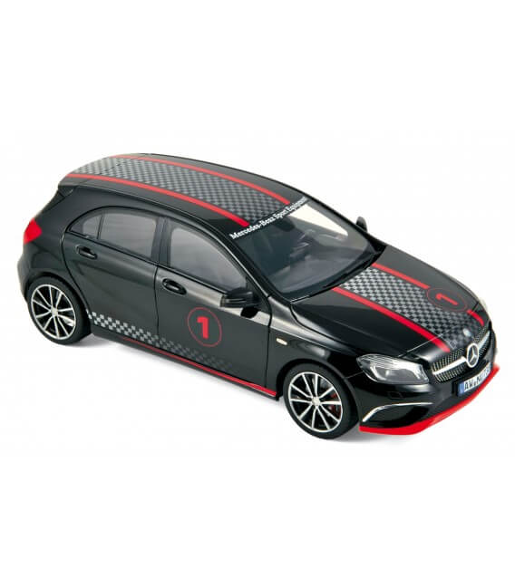 Mercedes-Benz A-Klasse Sport Equipment 2013 - Black w/racing deco