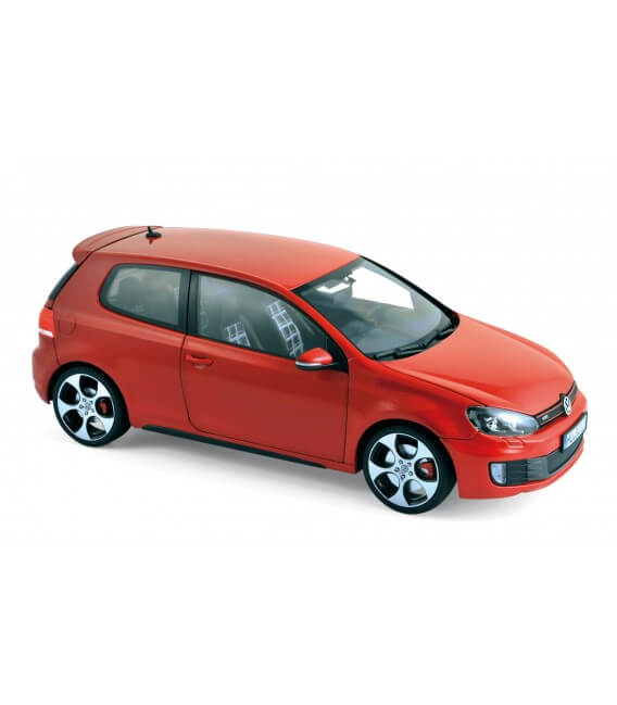 Volkswagen Golf GTI 2009 - Tornado Red