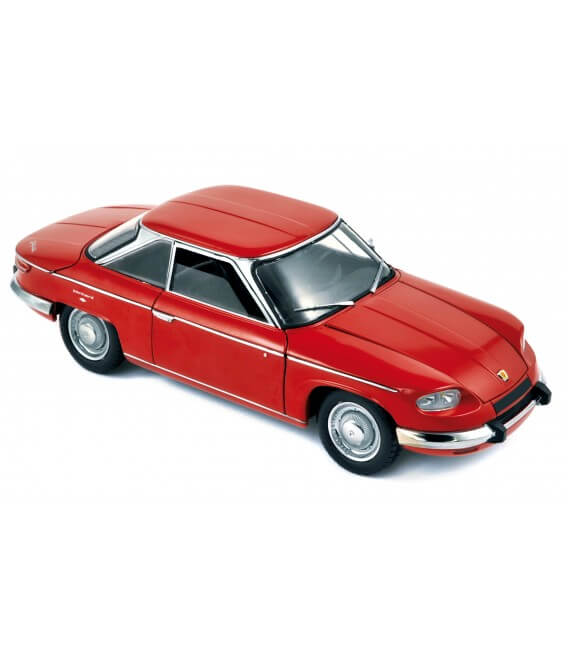Panhard 24 CT 1964 - Hastings Red