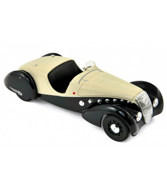 Peugeot 302 Darl'Mat Roadster 1937 - Dark Blue & Cream