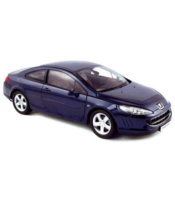 Peugeot 407 Coupé 2006 - Montebello Blue