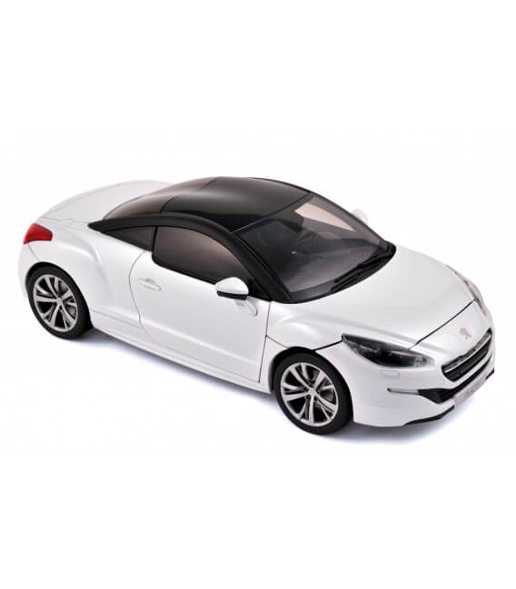 Peugeot RCZ 2012 - Pearly white with black roof