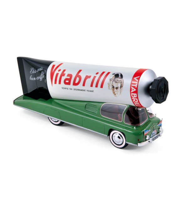 "Camion ""Tube de Brillantine"" 1952"