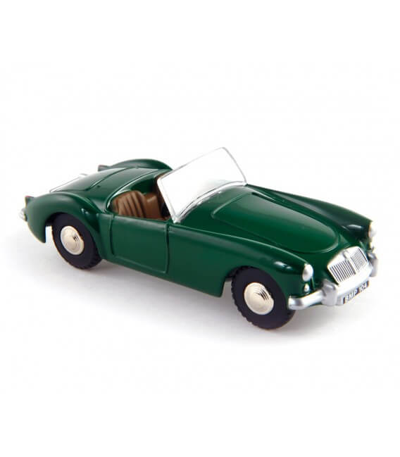 M.G.A Sports Car Green - Limited Edition 1.000ex