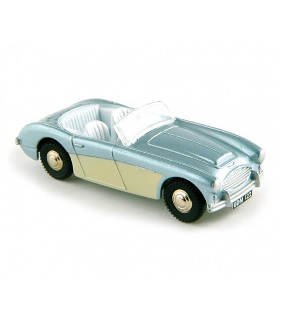 "Austin Healey ""100-Six"" - Metallic Blue with cream"