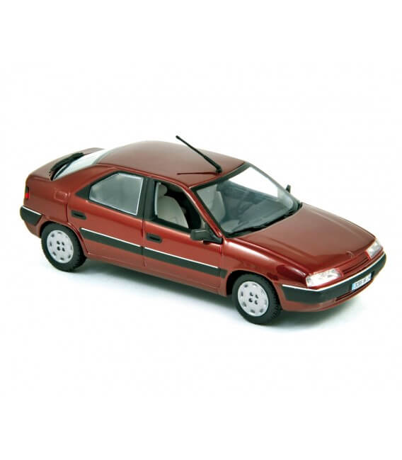 Citroën Xantia 1993 - Dark Red