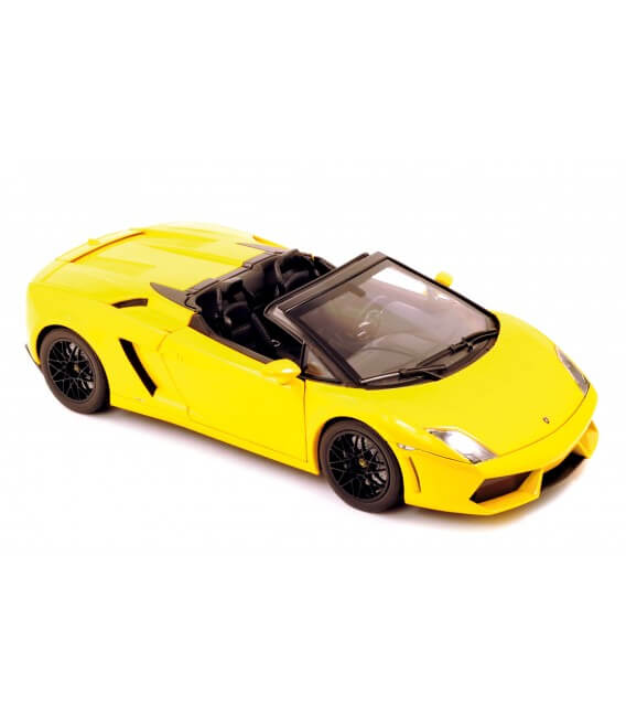 Lamborghini Gallardo LP 560-4 Spyder 2009 - Yellow