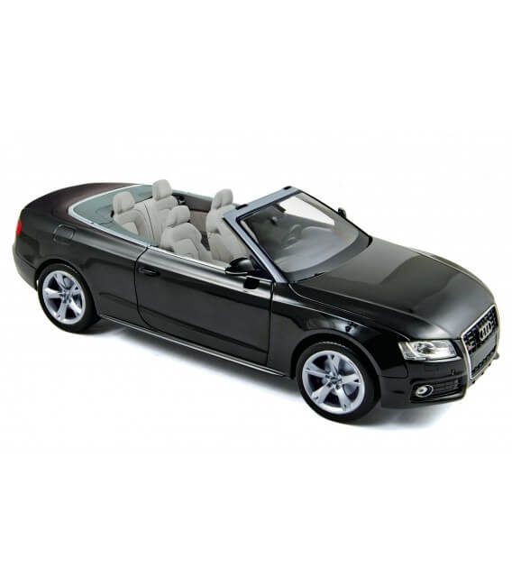 Audi A5 Cabriolet 2009 - Brilliant Black