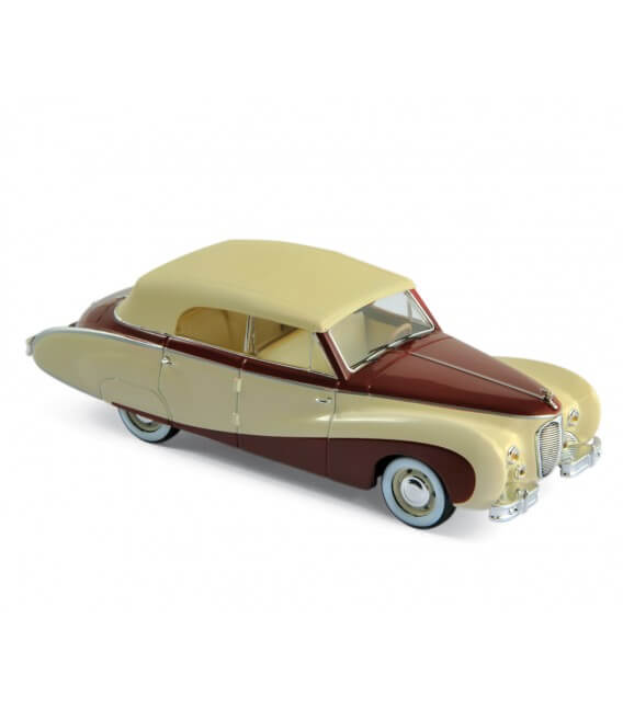 Austin A125 Sheerline 1947 - Beige & Dark Red