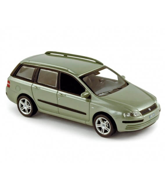 Fiat Stilo Multi Wagon Verde Cristallo 2002
