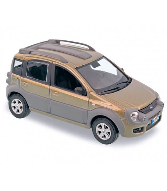 "Fiat Panda 4x4 SUV ""Cross"""