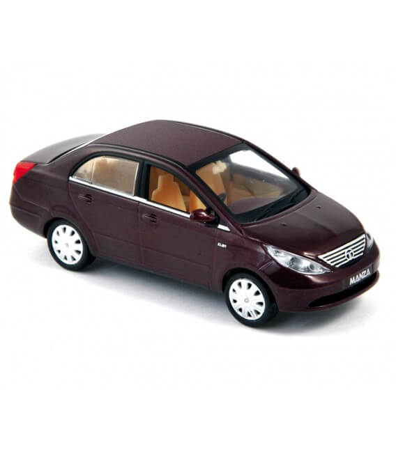 TATA Indigo Manza ELAN - collectible box